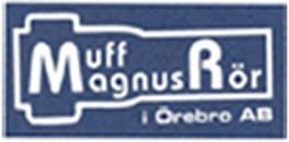Muff Magnus Rör i Örebro AB logo