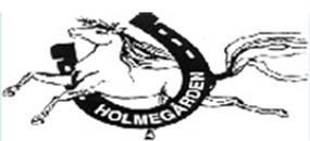 Holmegården Ridecenter logo