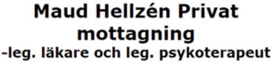 Hellzén Leg. Läkare Leg. Psykoterapeut logo