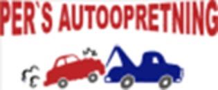 Per's Autoopretning logo