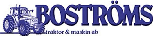 Boströms Traktor & Maskin logo