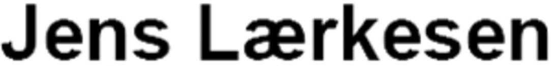 Jens Lærkesen logo