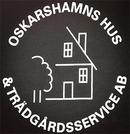 Oskarshamns Hus & Trädgårdsservice AB logo