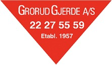 Grorud Gjerde AS logo