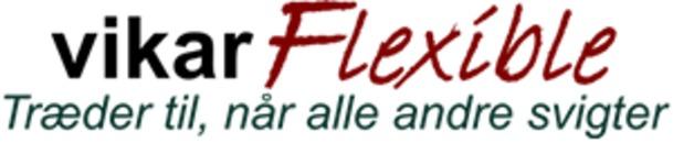 Vikar Flexible v/Lene Aalykke Kristensen logo