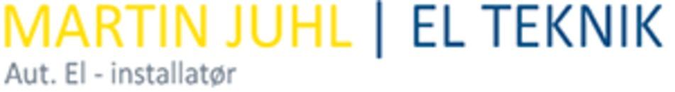 Martin Juhl Elteknik logo