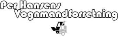 Per's Vognmands- og flytteforretning logo