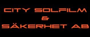 City Solfilm & Säkerhet i Sverige AB logo