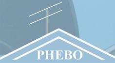 Phebo Installationer logo