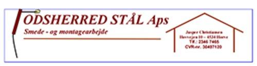 Odsherred Stål ApS logo