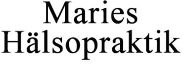 Maries Hälsopraktik logo