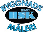 HSK Byggnads & Måleri Service AB logo