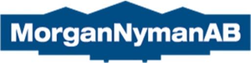 Morgan Nyman AB logo