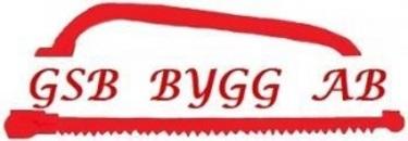 GSB Bygg AB / Gävle Snabb Byggen logo