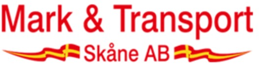 Mark & Transport Skåne AB logo