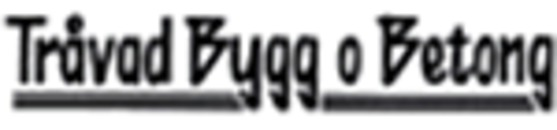 Tråvad Bygg & Betong AB logo
