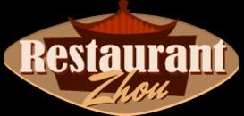 Restaurant Zhou v/Huiyi Zhou logo