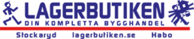 Lagerbutiken Stockaryd logo