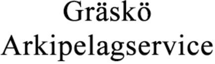 Gräskö Arkipelagservice AB logo