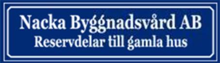 Nacka Byggnadsvård AB logo