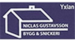 Niclas Gustavsson Bygg & Snickeri AB logo