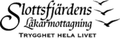 Slottsfjärdens Läkarmottagning logo