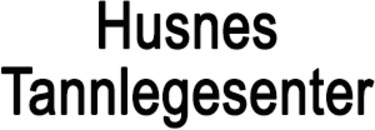 Husnes Tannlegesenter logo