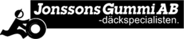 Jonssons Gummiverkstad AB, K E logo