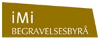 Imi Begravelsesbyrå logo
