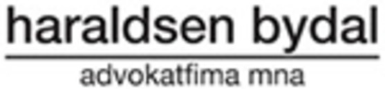 HBL Advokatfirma Haraldsen Bydal Lie DA logo