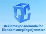 Reklamasjonsnemnda for Eiendomsmeglingstjenester logo