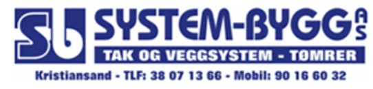 System Bygg AS logo