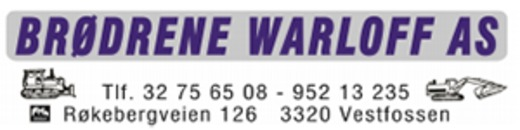 Brødrene Warloff AS logo