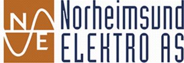 Norheimsund Elektro AS logo