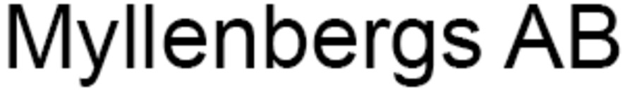 Myllenbergs AB logo