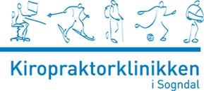 Kiropraktorklinikken i Sogndal logo