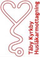 Täby Kyrkby Husläkarmottagning logo