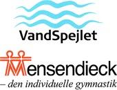 VandSpejlet, Mensendieck gymnastik logo