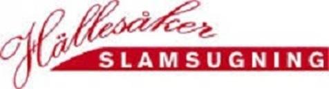 Hällesåker Slamsugning AB logo
