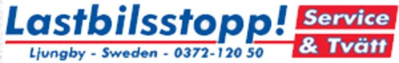 Lastbilsstopp i Ljungby AB logo