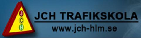 JCH Trafikskola i Hässleholm AB logo
