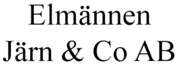 Elmännen Järn & Co AB logo