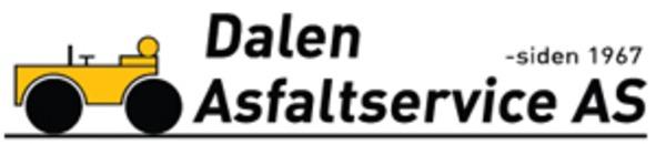 Dalen Asfaltservice AS logo