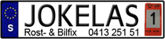 Jokelas Rost och Bilfix - Autoexperten logo