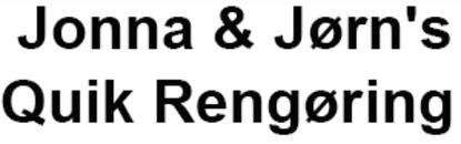 Jonna & Jørn's Quik Rengøring logo