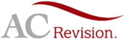 AC Revision - Registreret Revisionsanpartsselskab logo
