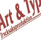 Art & Typ Trycksaksproduktion logo