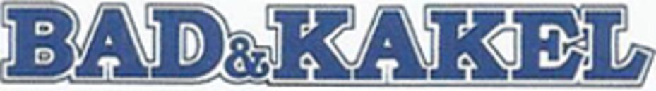 Bad & Kakel logo