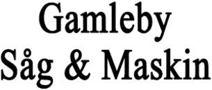Gamleby Såg & Maskin logo