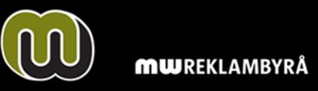 MW Reklambyrå AB logo